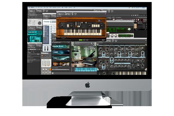 audio produkcia